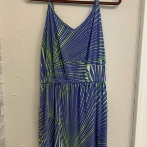 Summer cover up dress